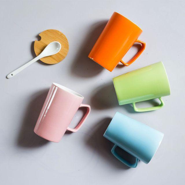 mug home person cafe tea hotel plate bone china 9