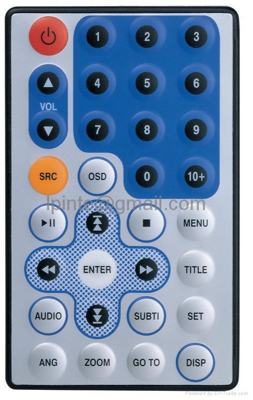 slim remote control auido media speaker LPI-M32A led light dimmer