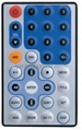 slim remote control auido media speaker LPI-M32A led light dimmer 3
