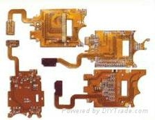 Flexible pcb of mobile