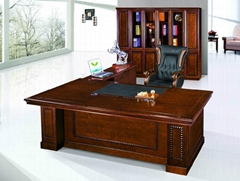 veneer MDF office table