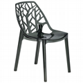 plastic Forest Chair Clear Replica Forest Dining Chair Furniture 3