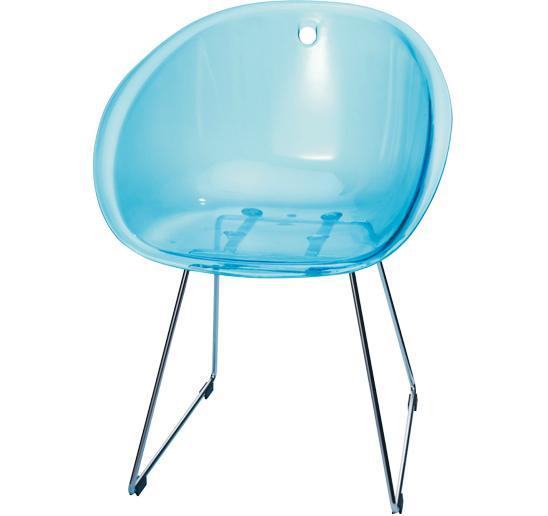 Gliss Chair Replica Gliss 921 Chair Furniture Transparent Plastic Dining Chair 2