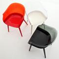 clear plastic Cyborg chair club furniture 3