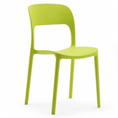 stackable plastic cafe Gipsy chair