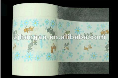 Textile Backsheet 1
