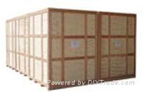 上海包顺包装供应定制生产胶合板包装箱