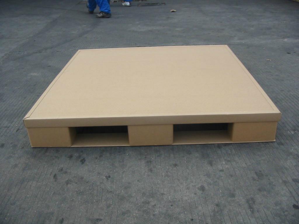上海包顺包装供应生产定制纸托盘 1