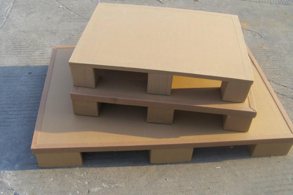 上海包顺包装供应生产定制纸托盘 2
