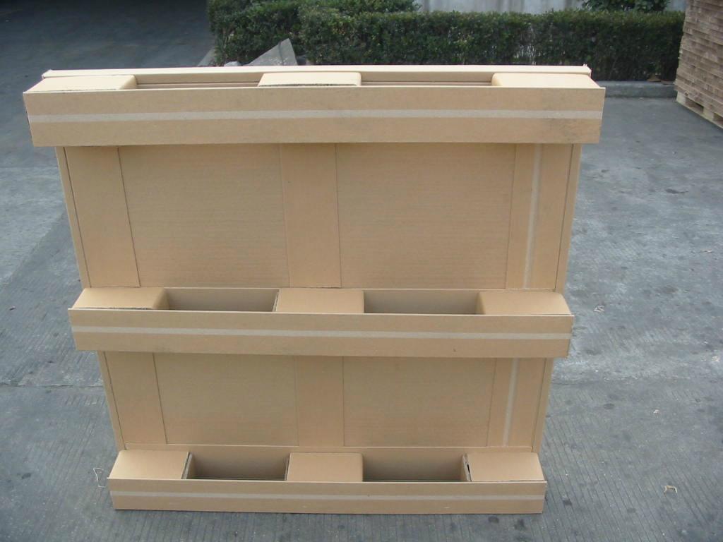 上海包顺包装供应生产定制纸托盘 3