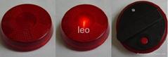 闪烁的胸徽灯、标示灯、指示灯