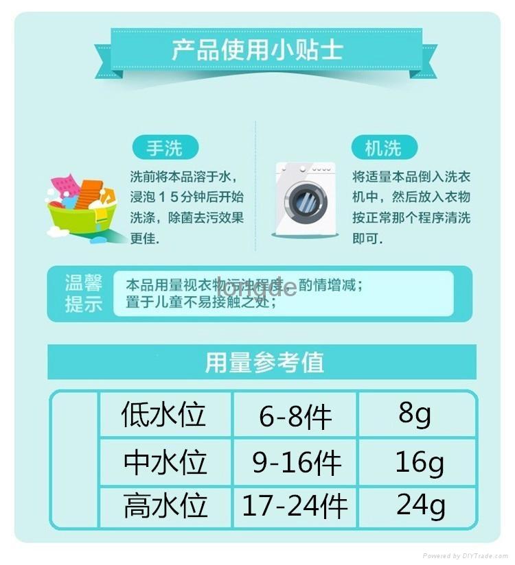供应施耐洁多用途环保浓缩洗衣浆 2