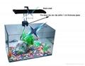 LED aquarium clip lighting 18W seawater