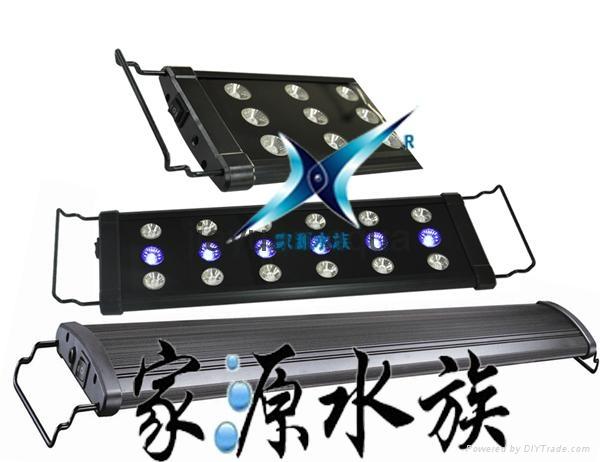 LED水族支架灯 水海缸灯 珊瑚灯 水草灯 植物灯 1
