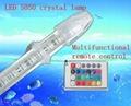潜水七色龙鱼水晶灯LED5050贴片 3