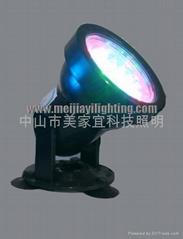 LED水下射燈