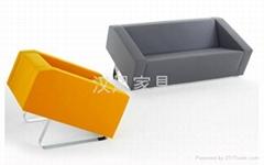 真皮沙发 [obelisk sofa]