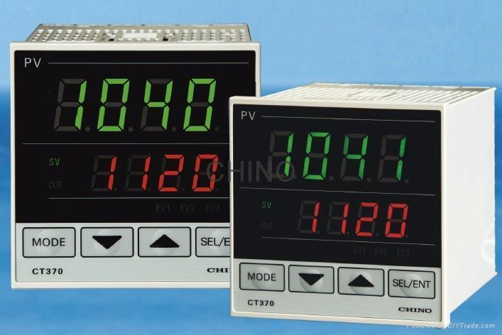 CHINO 千野 CT、CP系列智能溫度調節儀  1