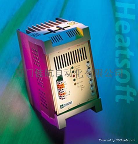 TAIWAN ZEROSPAN Single-phase  Three-phase heater SCR POWER Regulator Power Controller Heatsoft  EFD42025 SCR Power Regulator