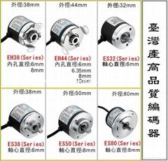 臺灣ETEK ES/EH 編碼器
