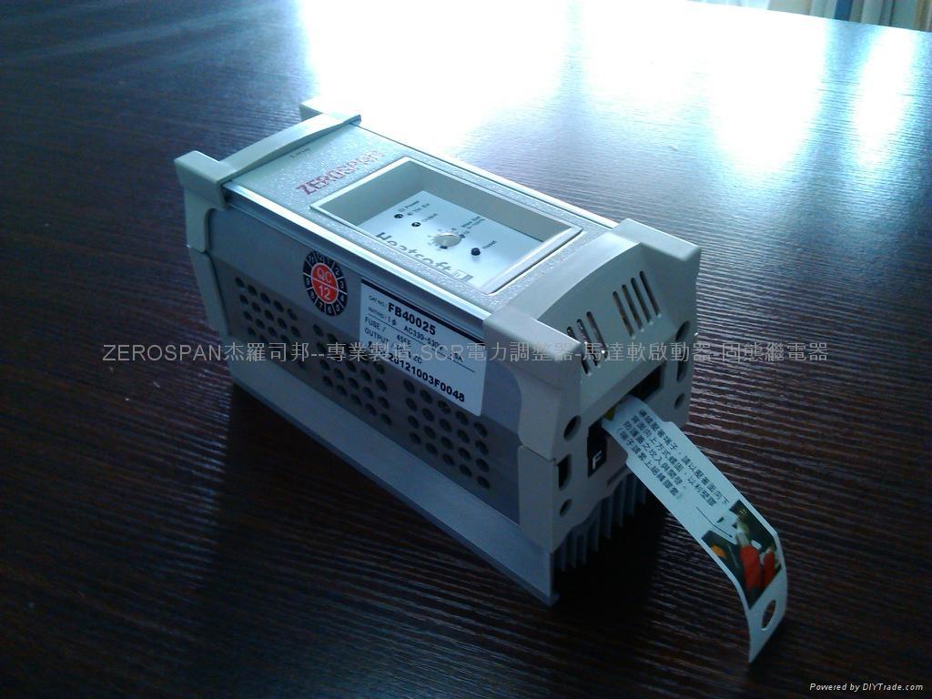 ZEROSPAN FB40025 SCR 電力調整器  ZEROSPAN FB40025 FBC40025 Heatsoft Power Regulator FBE40025
