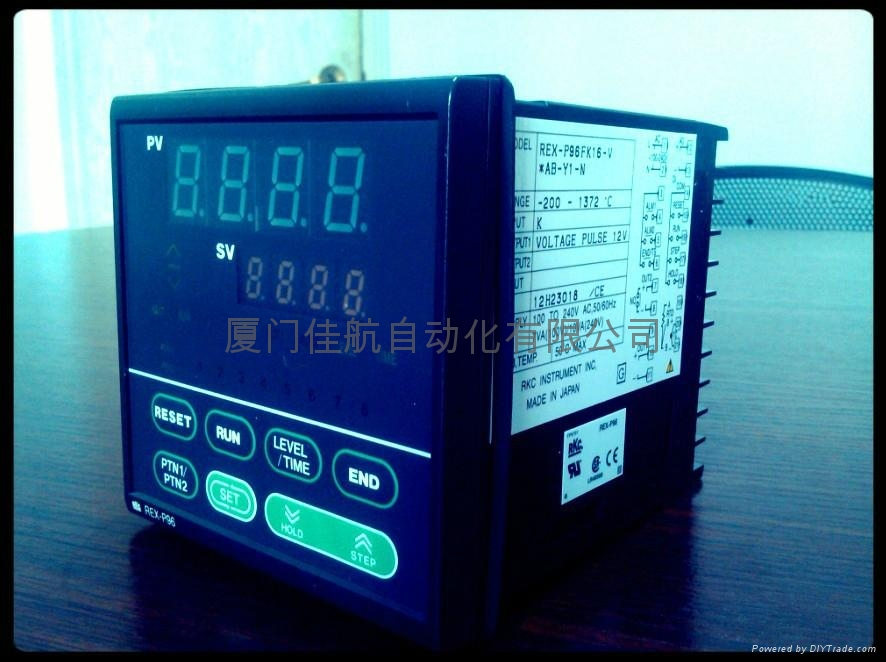 RKC REX-P96可程序温度控制器