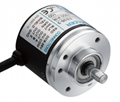 ETEK ES38 Solid Shaft Encoder