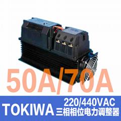 TOKIWA  PT0704 三相相位控制器 PT0504