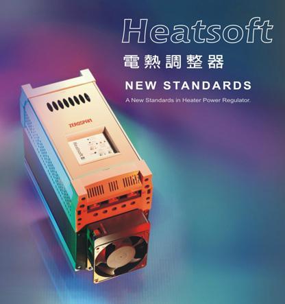 ZEROSPAN HEATSOFT  FB42225 FD42225 FF42225 TAIWAN SCR Power Regulator SCR1290-60A SCR1290-80A