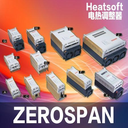 ZEROSPAN HEATSOFT FF40025 FG30025 FB40025 FD40025 KF40025 KF40035 KF42060
