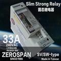 ZEROSPAN 杰罗司邦 SV2033 精巧型 固态继电器 DC-AC
