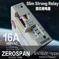 ZEROSPAN Slim Strong Relay SSR SV4016 SV4025 SV4033 SV4044 SV4058 SW40160 SW4025 SW4033 SW4044 SW4058  solid state relay  ARICO