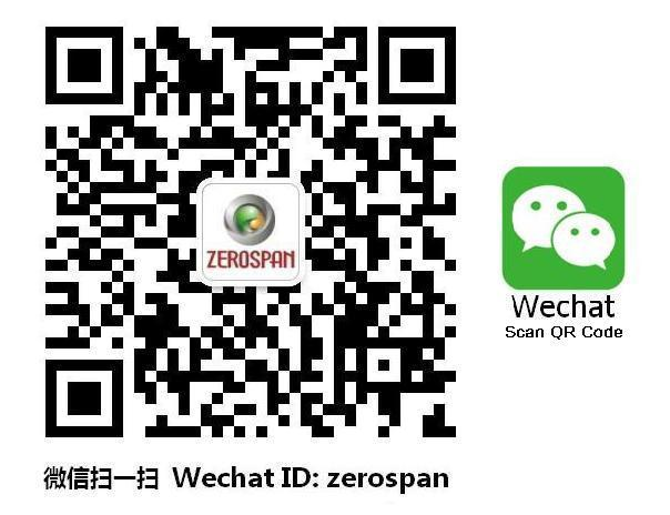 ZEROSPAN HEATSOFT WECHAT