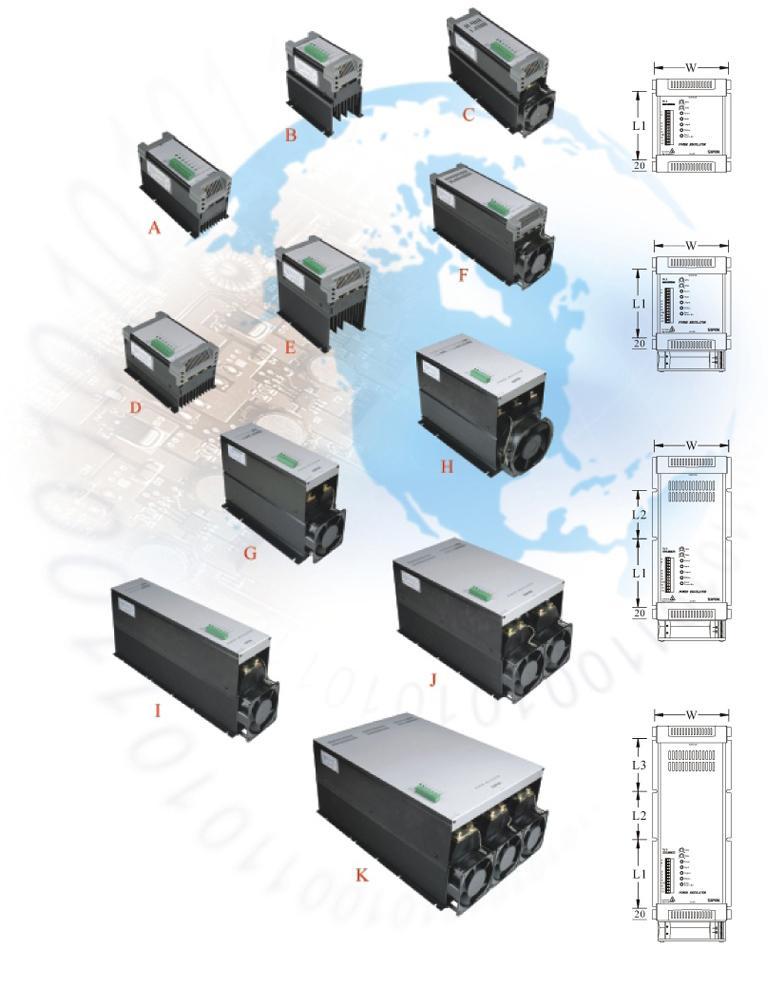 LSE-3P4V100AJ2  LUHJIANG 電力調整器 5