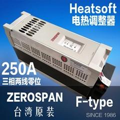 TAIWAN ZEROSPAN Heatsoft FD41250 SCR  POWER REGULATOR