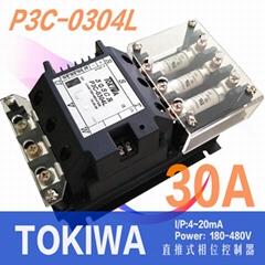 TOPTAWA three-phase power regulator