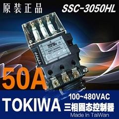 TOKIWA SSC-3050HL 固態接觸器 電力調整器