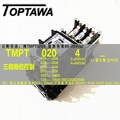 TOPTAWA 三相相位电力调整器 TMPT0204