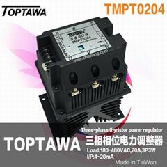 TOPTAWA 三相相位電力調整器 TMPT0204 TMPT0304 TMPT0504