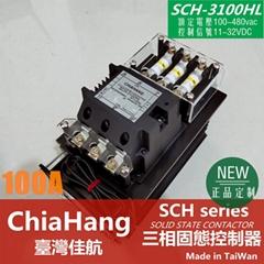 CHIAHANG SCH-3100HL 三相固態控制器