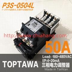 TOPTAWA P3S-0304 三相电力调整器 P3C-0304L