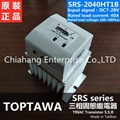 TOPTAWA Solid State Relay Three  phase