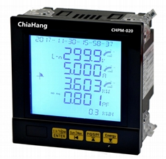 CHIAHANG 佳航 CHPM-020 集合式多功能電錶