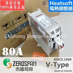 ZEROSPAN VBC20080 80A 单相SCR电热调整器 SCR1290-60A SCR1290-80A