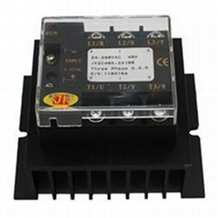 JK Three-phase solid state relay JK2C25A JK2C40A JK2C55A JK2C75A