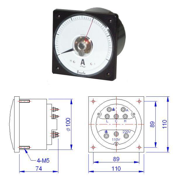 CHING YING Meter RELAY CI-1 CI-A CI-A2 CI-2 120HL WAKO TaHsing