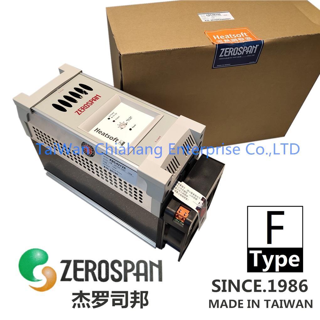 TAIWAN ZEROSPAN HEATSOFT POWER REGULATOR FD42125 FD42100 FD42160 FD40080 FD42225