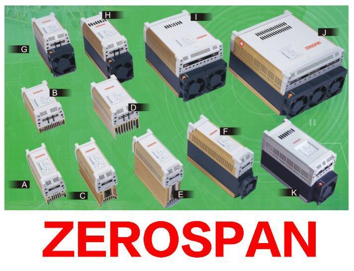 ZEROSPAN HEATSOFT POWER REGULATOR FD42125 FD42100 FD42160 FD40080 FD42225