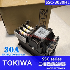 TOKIWA SSC-3030HL solid state contactor Three-phase solid state relay