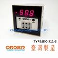 ORDER TAIWAN TIMER  Delay & Timing Relays  LDC-511-3